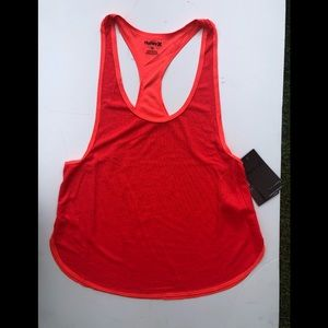 A women's Hurley )( tank top has never been worn